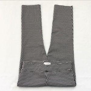 Black and White Margaret M Slimming Pants